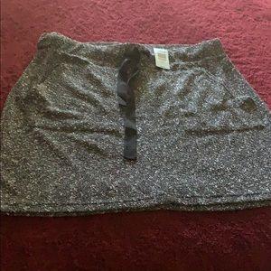 Torrid knit mini skirt